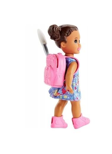 Barbie  ve Meslekleri Oyun Setleri DHB63-GJM29  Renkli